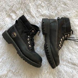 Timberland Boots - Women's Size 6 black